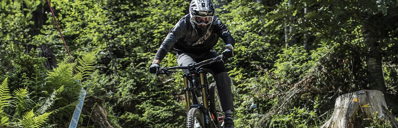 O/'Neal Legacy Hose Grau Mountain Bike Downhill MTB DH Freeride Enduro Fahrrad