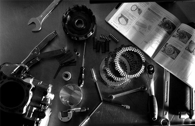 Motocross/Enduro Parts
